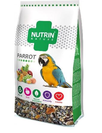 Krmivo veľký papagáj