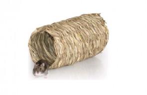 Tunel z trávy - pre škrečkov a drobné hlodavce