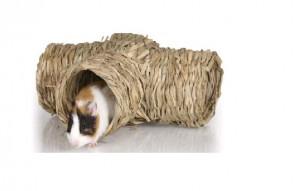 """Tunel z trávy """"T"""" - pre hlodavce"""