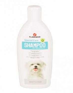 Šampón na bielu srsť