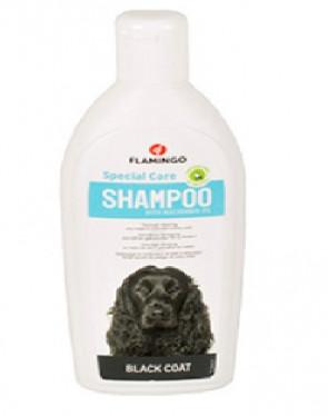 Šampón na čiernu srsť