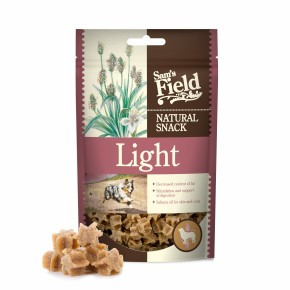 Sams Field Natural Snack Light 200 g