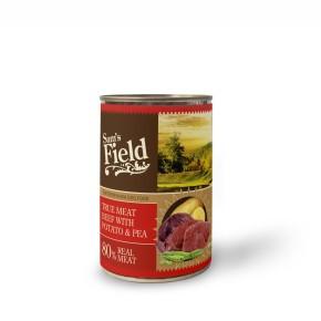 Sam's Field True Meat Beef With Potato & Pea