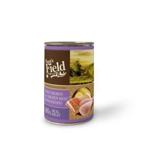 Sam's Field True Salmon & Chicken With Potato