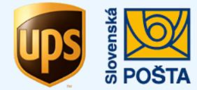 Doprava kuriérom a slovenskou poštou